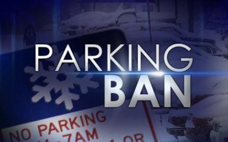 No Winter Street Parking